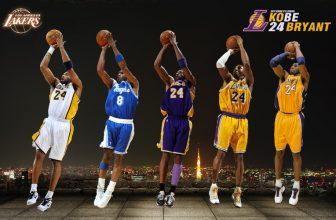 Form tjek: Kobe Bryant skudteknik